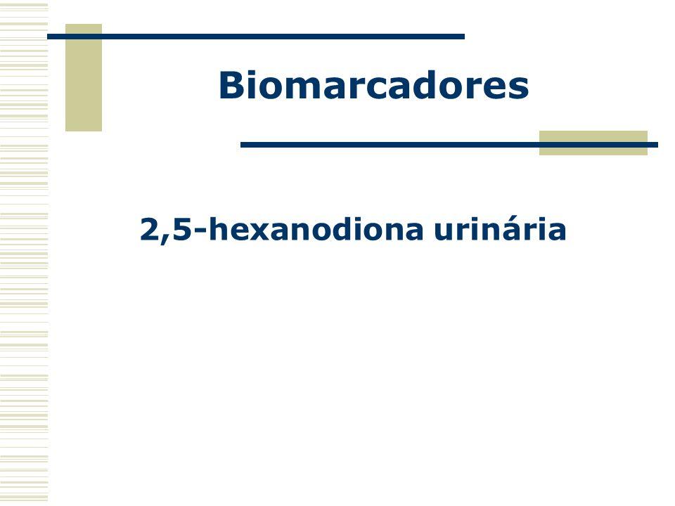 2,5-hexanodiona urinária