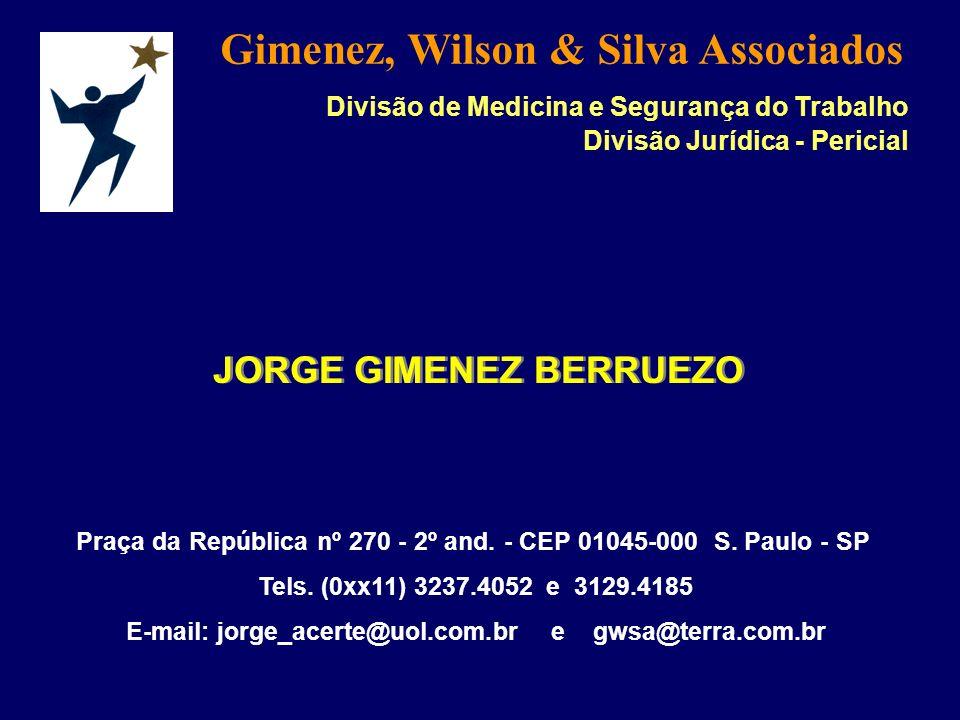Gimenez, Wilson & Silva Associados
