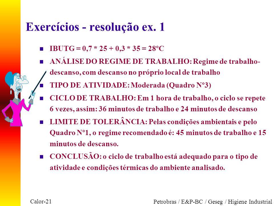 Exercícios - resolução ex. 1