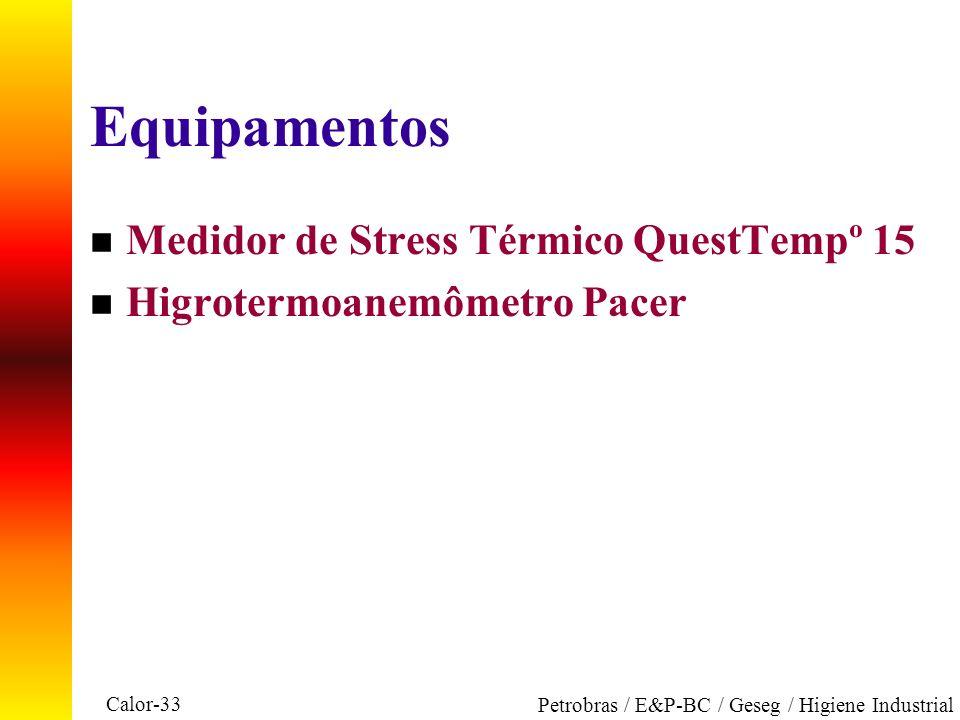 Equipamentos Medidor de Stress Térmico QuestTempº 15