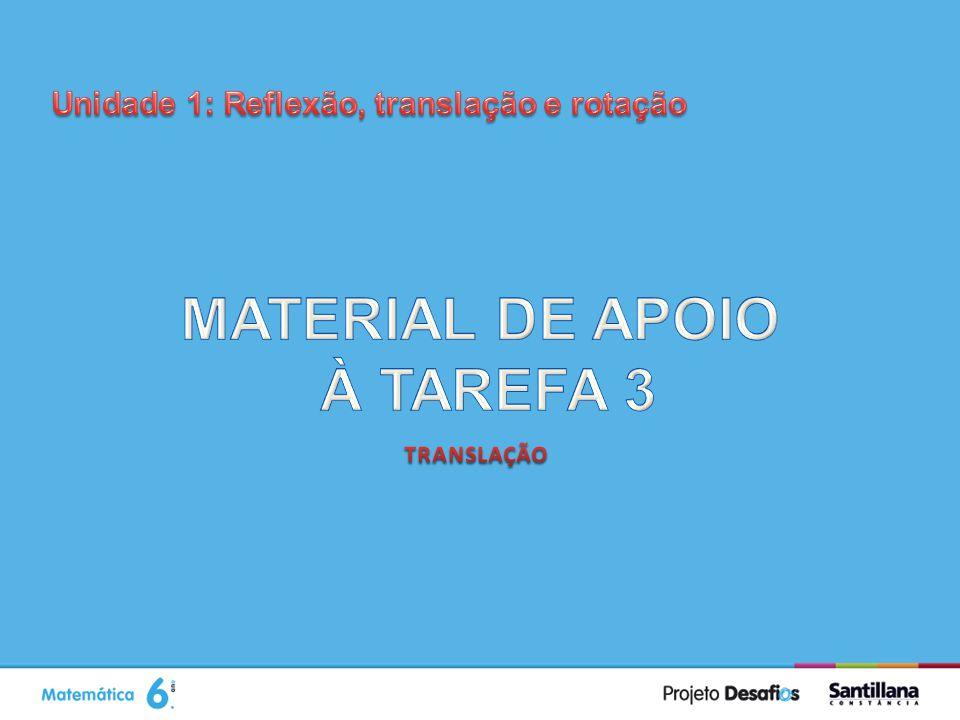 MATERIAL DE APOIO À TAREFA 3
