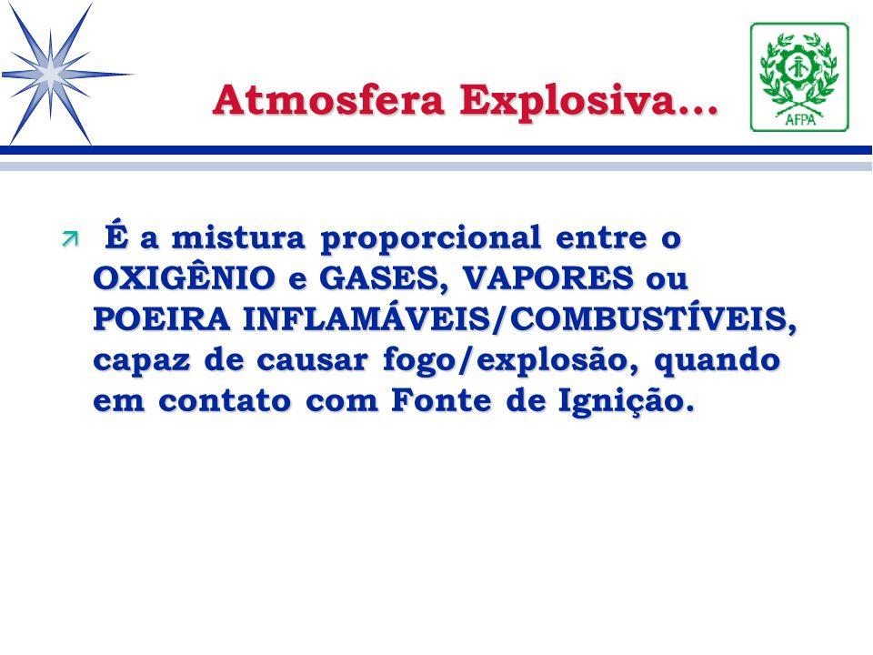 Atmosfera Explosiva...