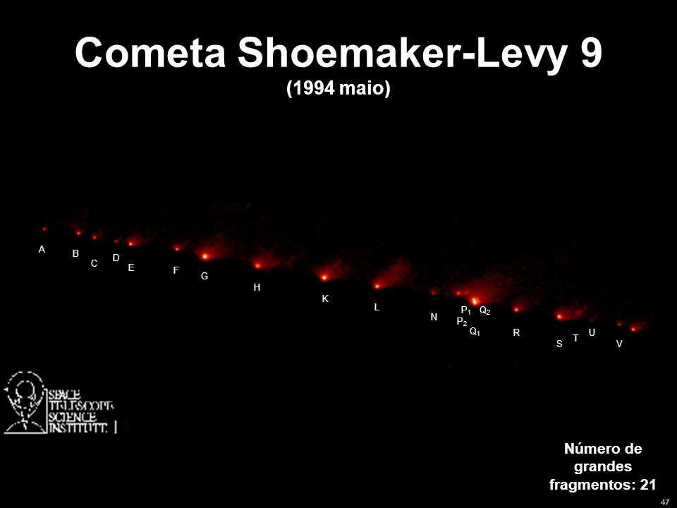Cometa Shoemaker-Levy 9 (1994 maio)