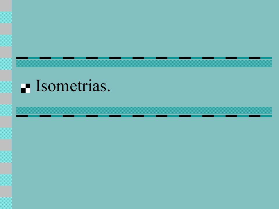 Isometrias.