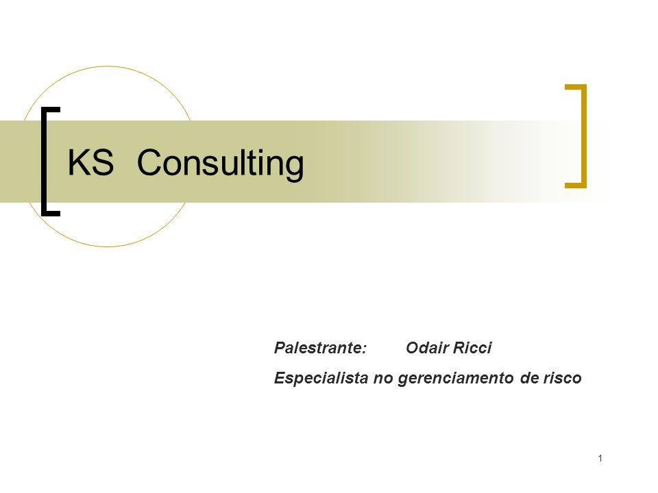 KS Consulting Palestrante: Odair Ricci
