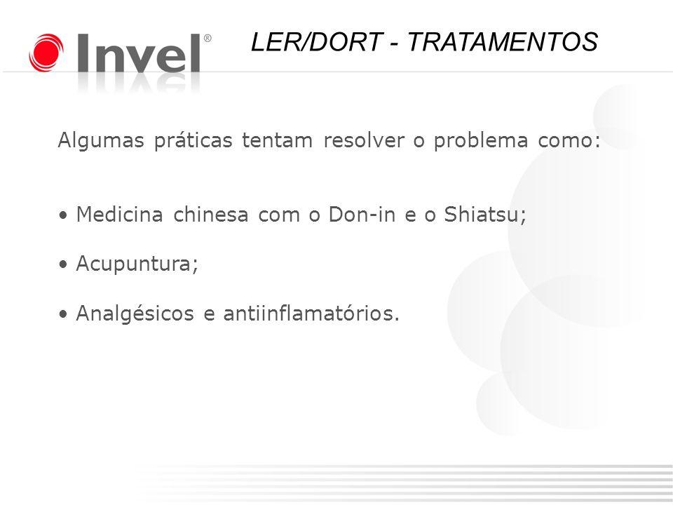 LER/DORT - TRATAMENTOS