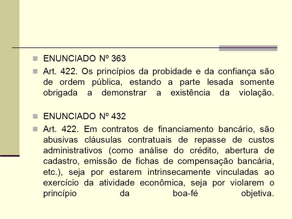 ENUNCIADO Nº 363