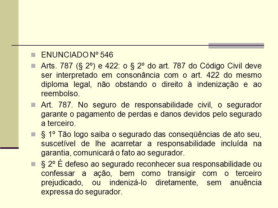 ENUNCIADO Nº 546