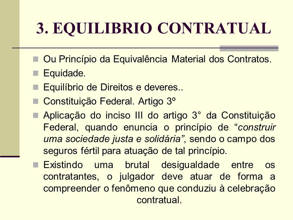 3. EQUILIBRIO CONTRATUAL