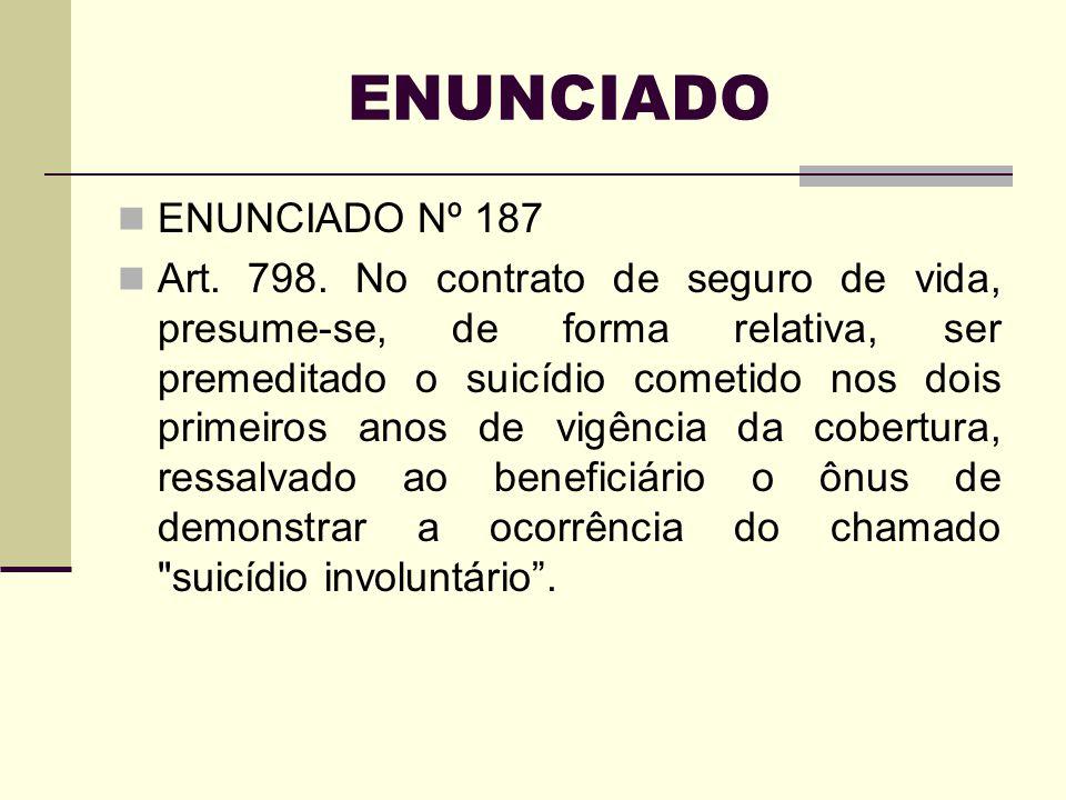 ENUNCIADO ENUNCIADO Nº 187