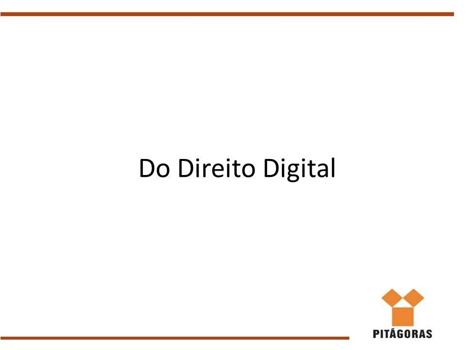 Do Direito Digital