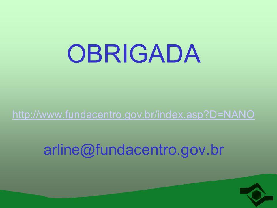 OBRIGADA arline@fundacentro.gov.br