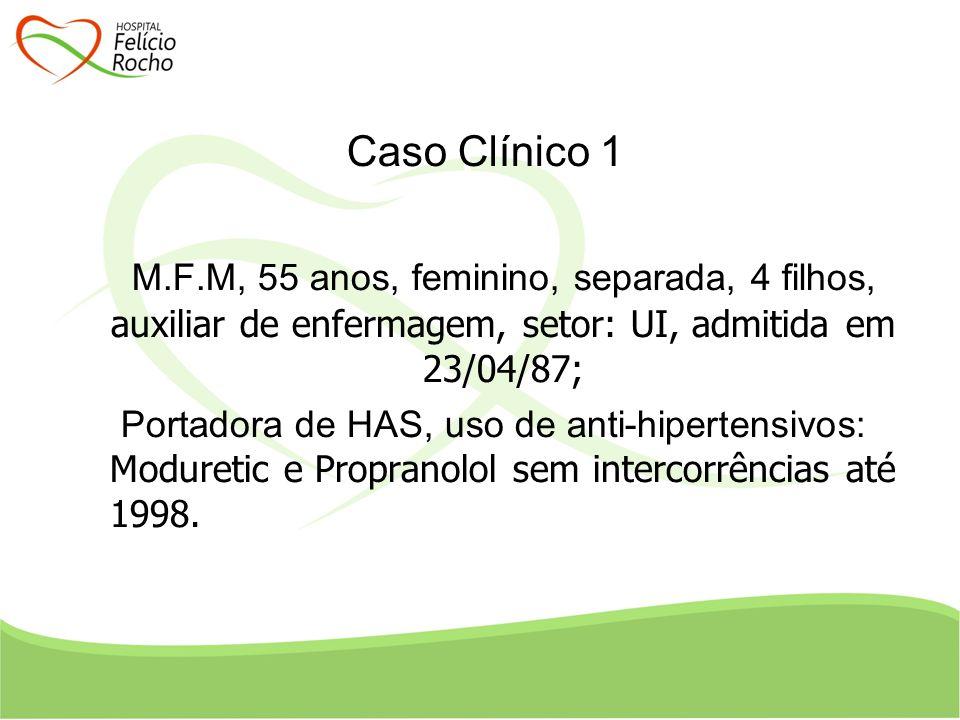 Caso Clínico 1 C Caso Clínico 1