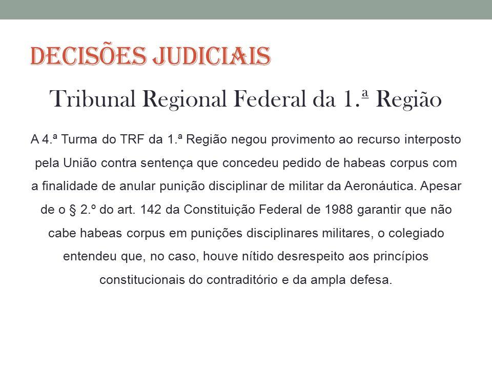 Tribunal Regional Federal da 1.ª Região