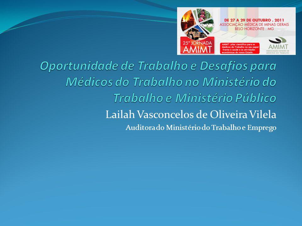 Oportunidade de Trabalho e Desafios para Médicos do Trabalho no Ministério do Trabalho e Ministério Público