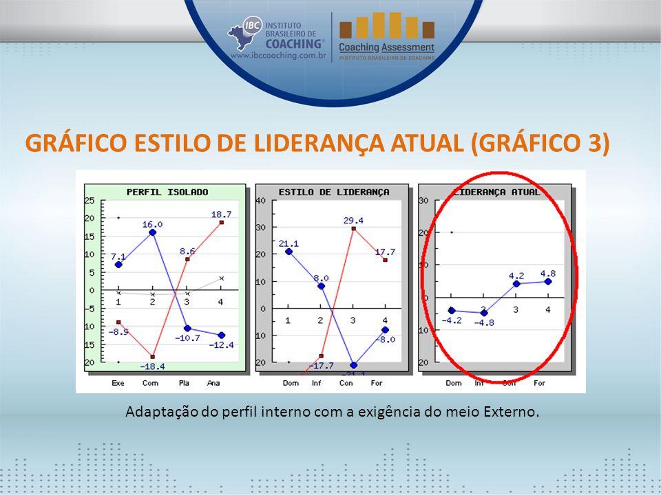 Adaptação do perfil interno com a exigência do meio Externo.