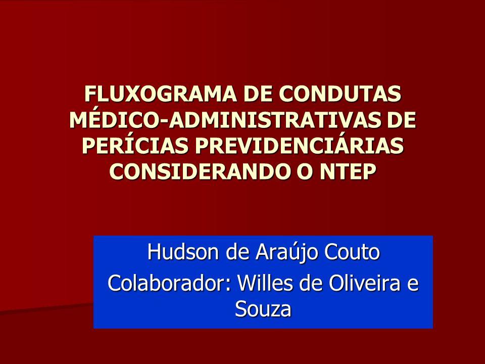 Hudson de Araújo Couto Colaborador: Willes de Oliveira e Souza