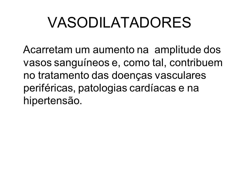 VASODILATADORES