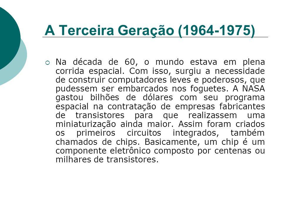 A Terceira Geração (1964-1975)