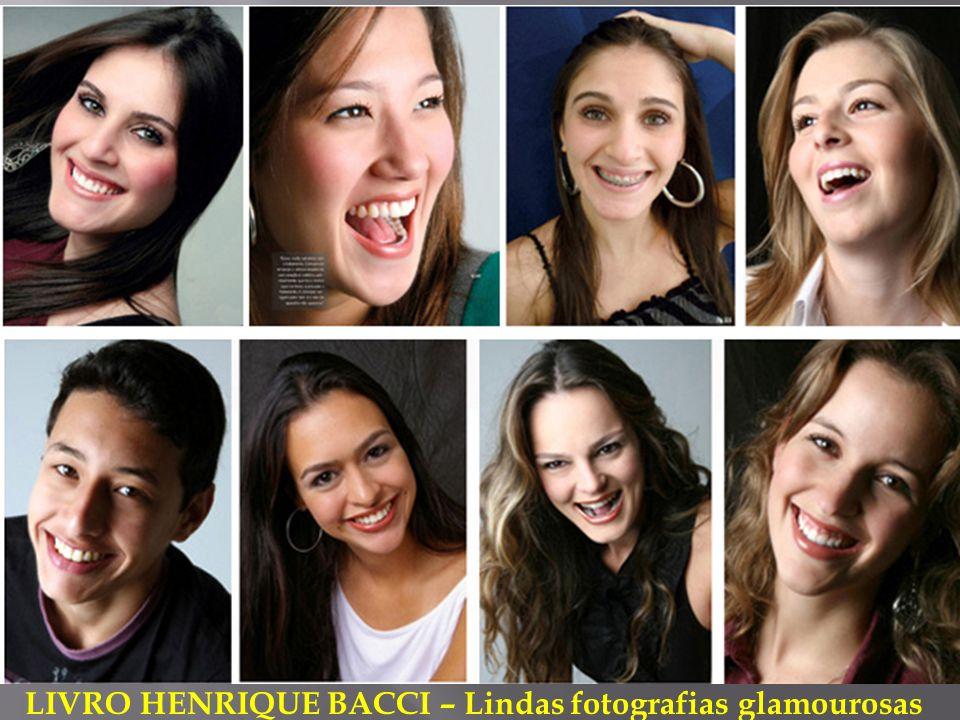 LIVRO HENRIQUE BACCI – Lindas fotografias glamourosas