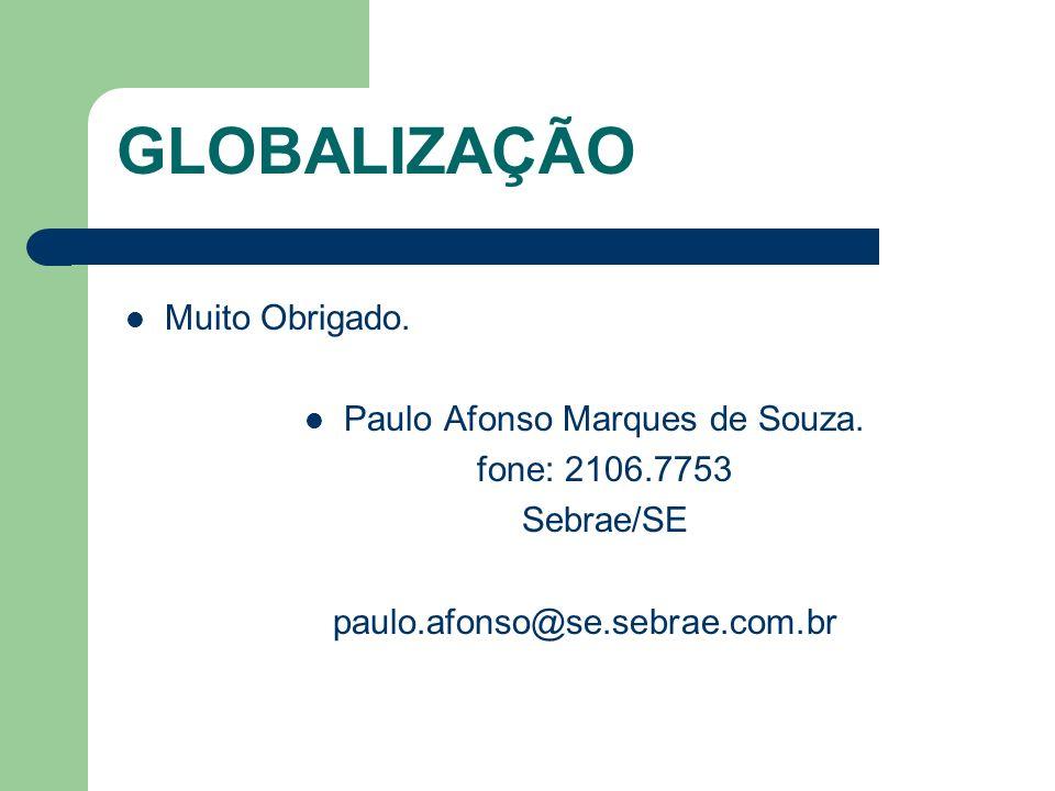 Paulo Afonso Marques de Souza.