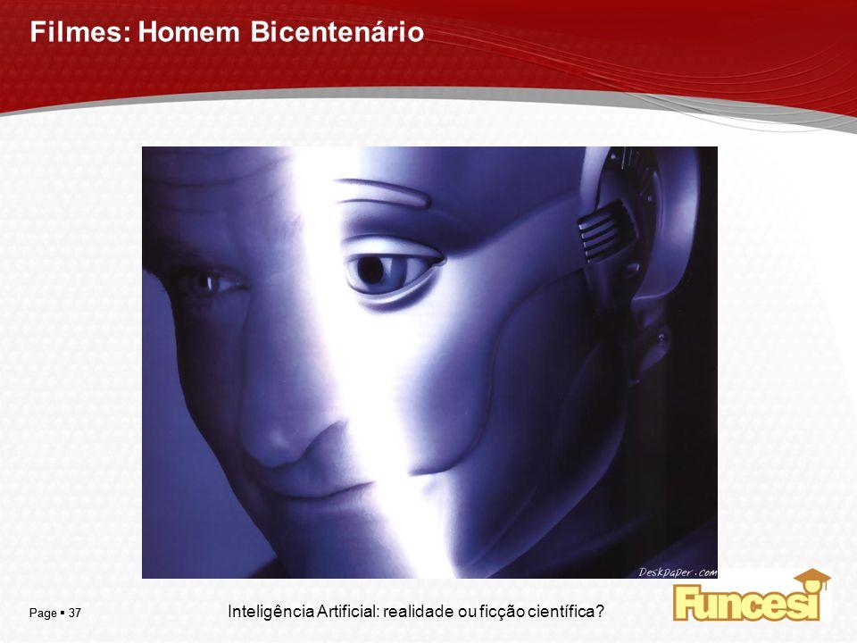 Filmes: Homem Bicentenário