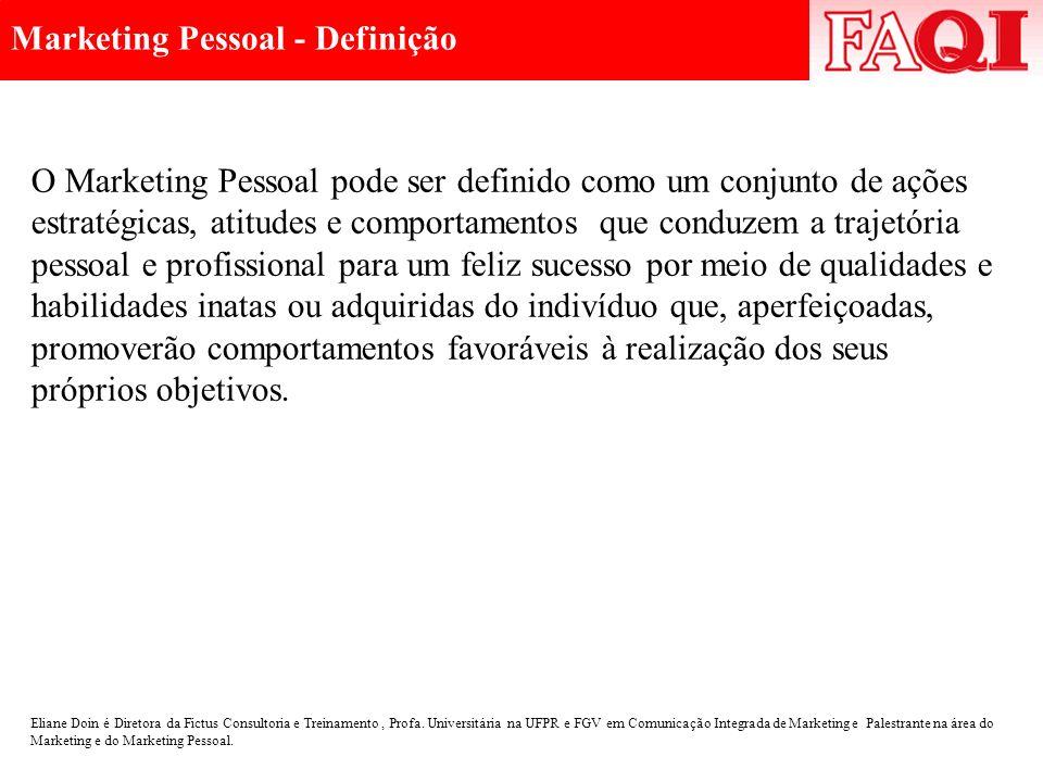 Marketing Pessoal - Definição