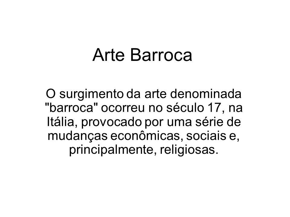 Arte Barroca