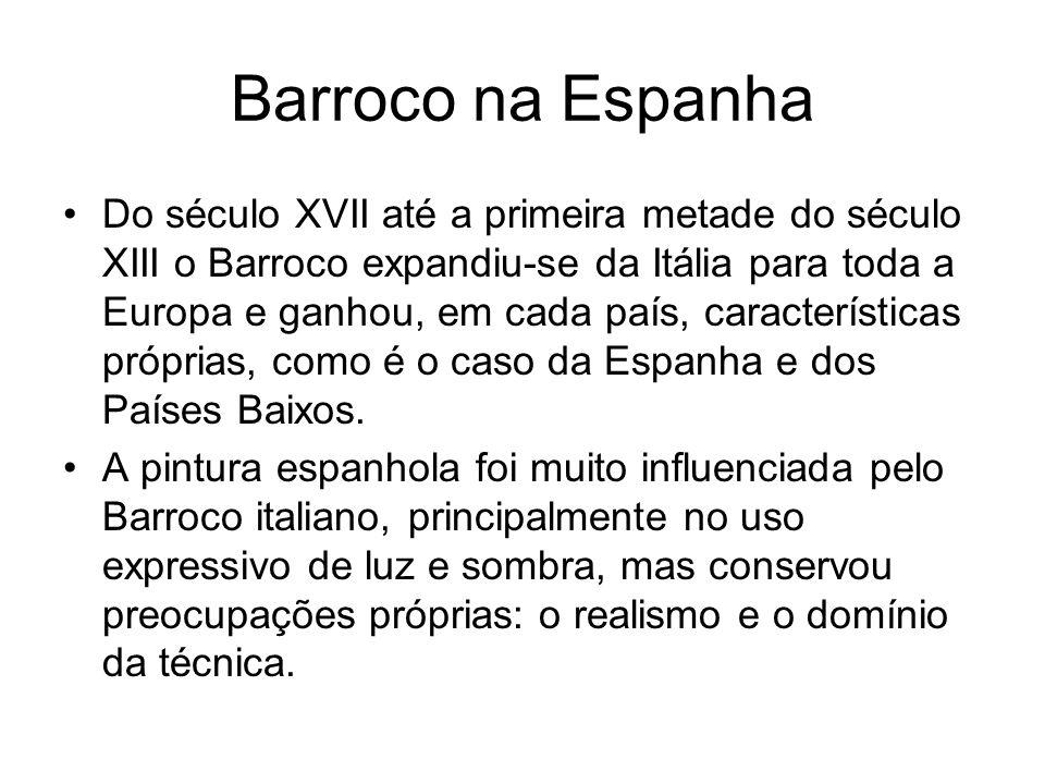 Barroco na Espanha