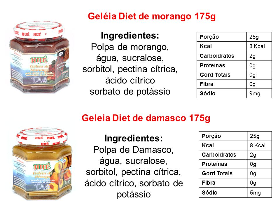 Ingredientes: Ingredientes: