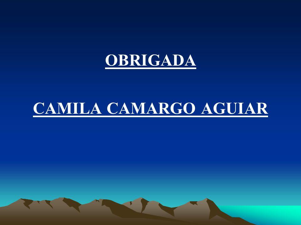 OBRIGADA CAMILA CAMARGO AGUIAR