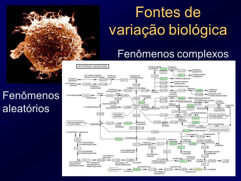 Fontes de variação biológica
