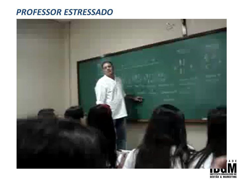 PROFESSOR ESTRESSADO