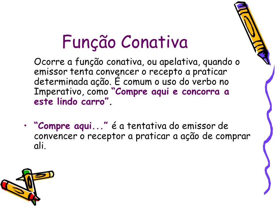 Função Conativa