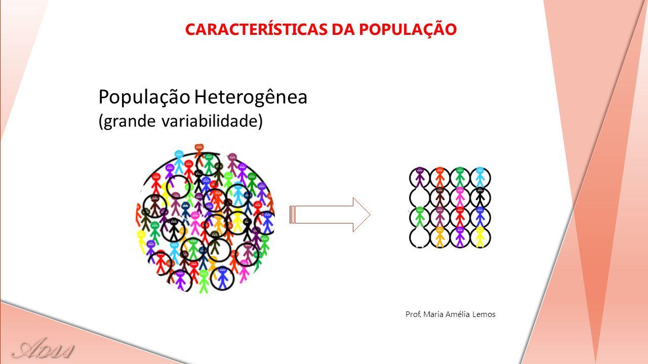 População Heterogênea