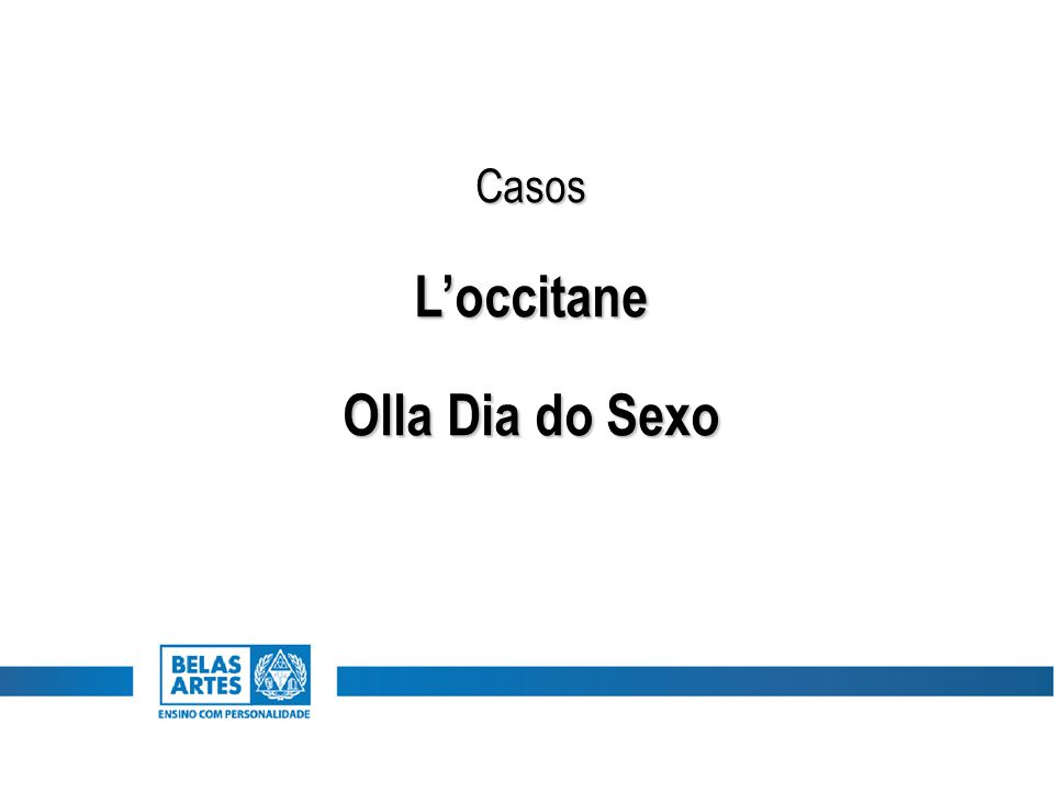 L'occitane Olla Dia do Sexo