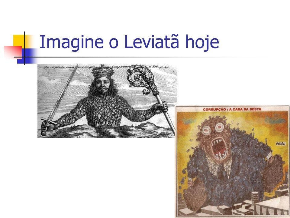 Imagine o Leviatã hoje