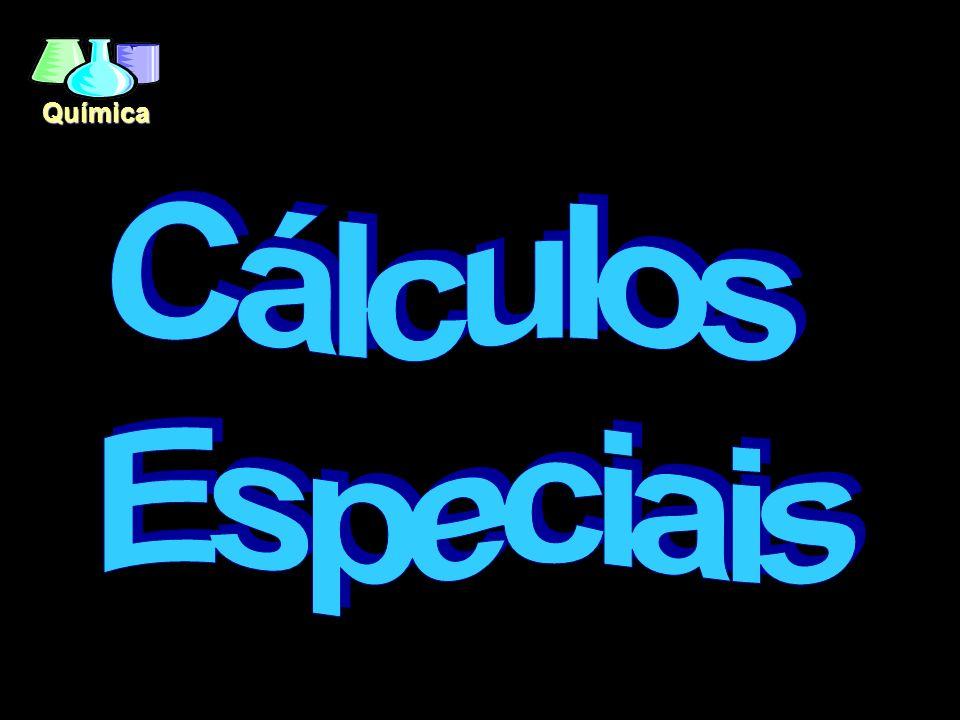 Cálculos Especiais