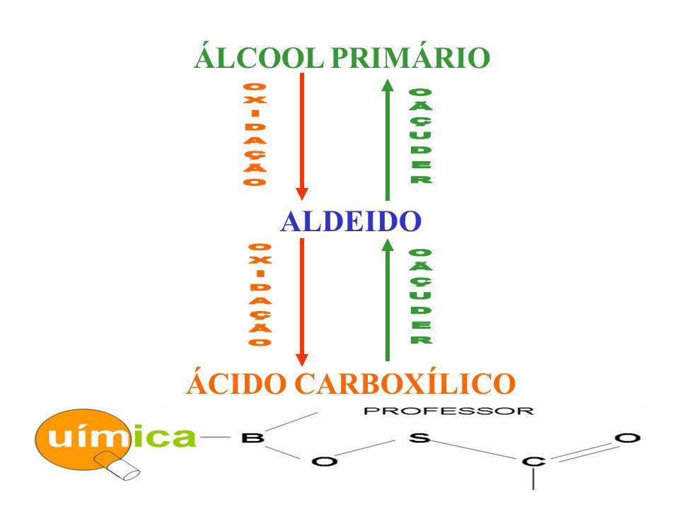 ALDEIDO ÁCIDO CARBOXÍLICO