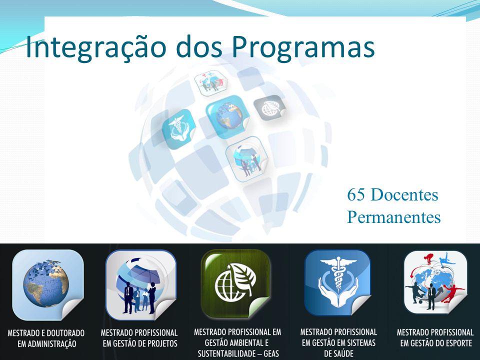 Integração dos Programas