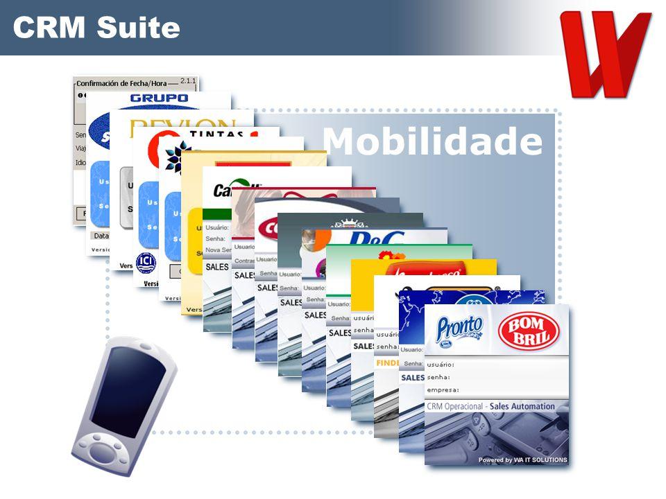 CRM Suite Mobilidade