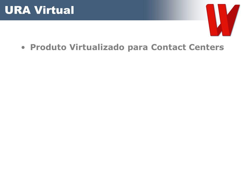 URA Virtual Produto Virtualizado para Contact Centers