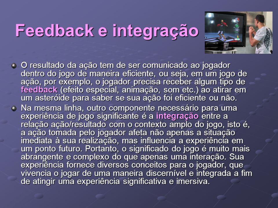 Feedback e integração