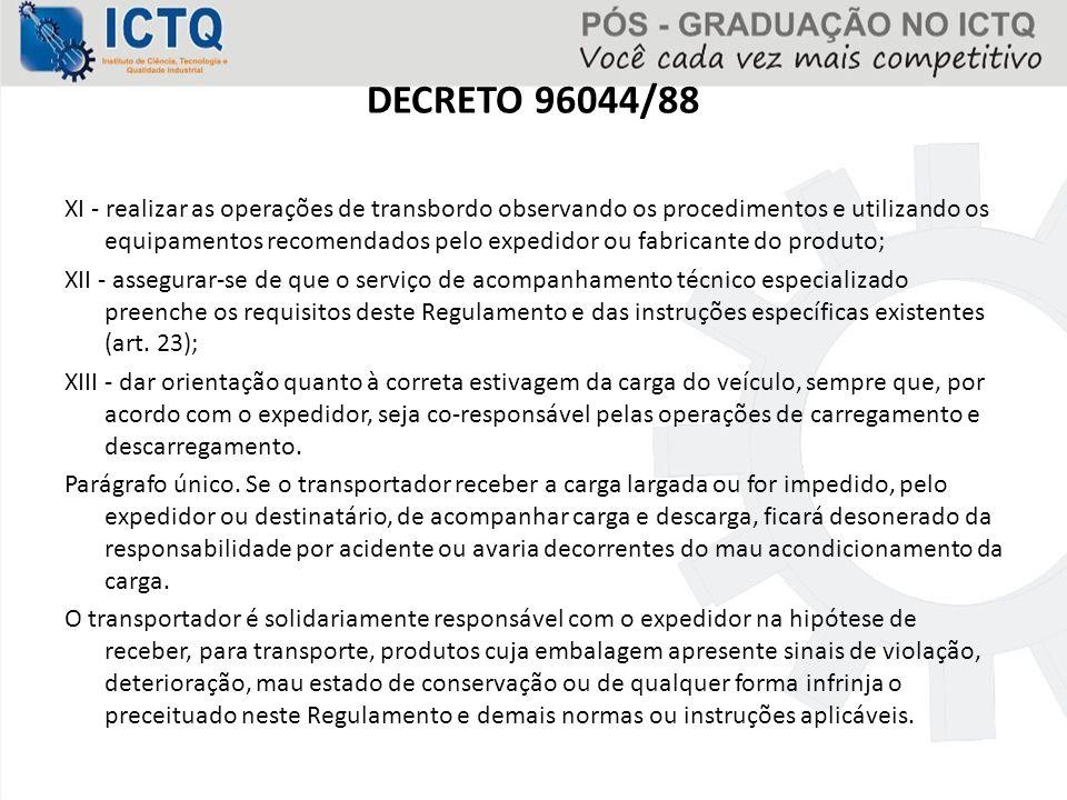 DECRETO 96044/88