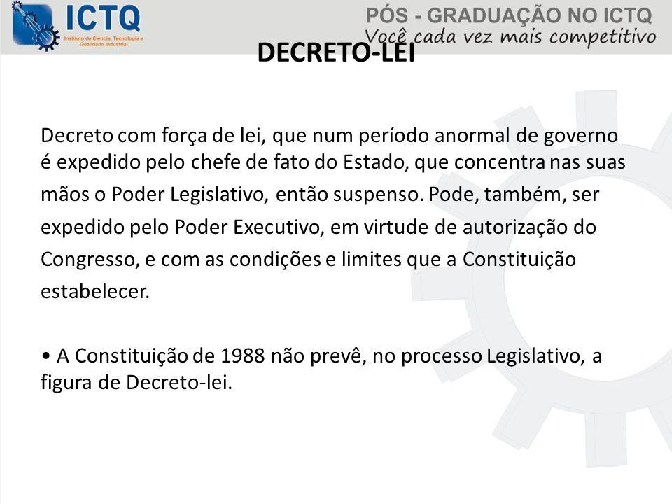 DECRETO-LEI
