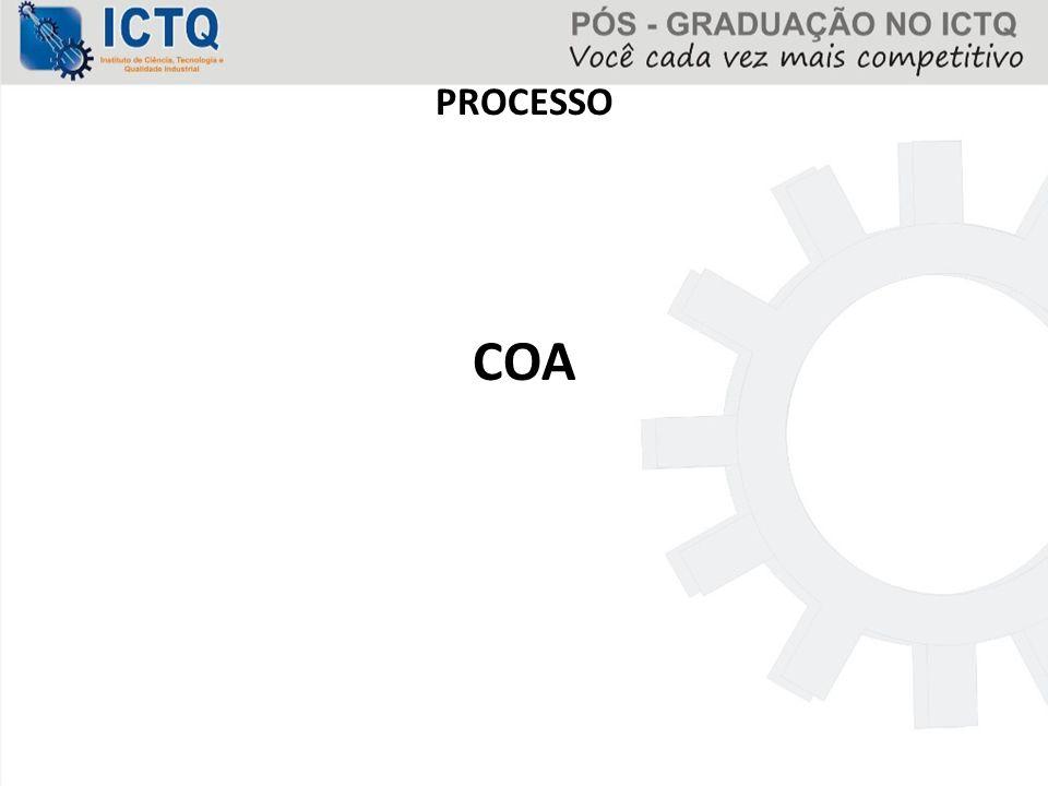 PROCESSO COA