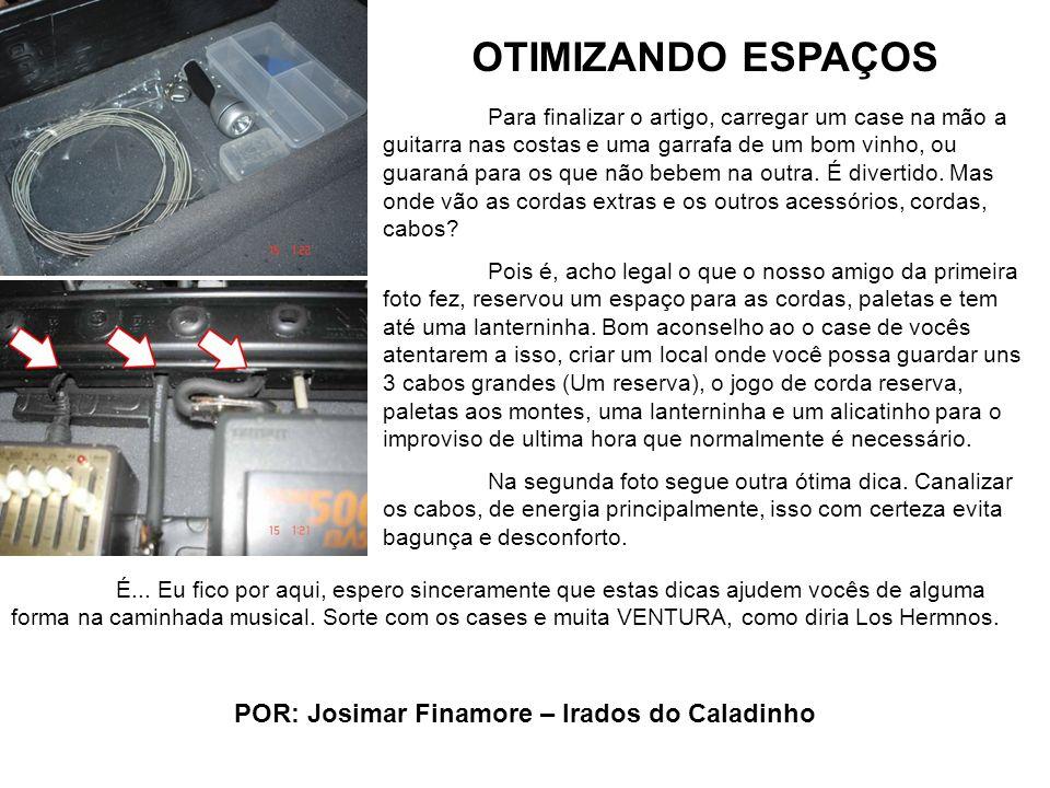 POR: Josimar Finamore – Irados do Caladinho