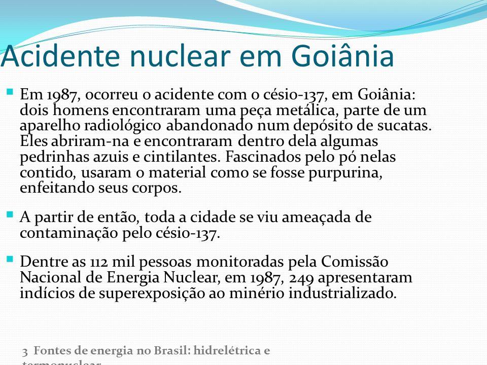 Acidente nuclear em Goiânia