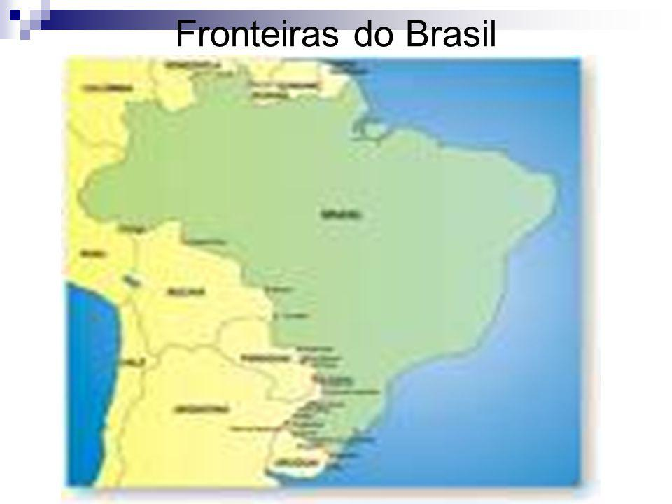 Fronteiras do Brasil