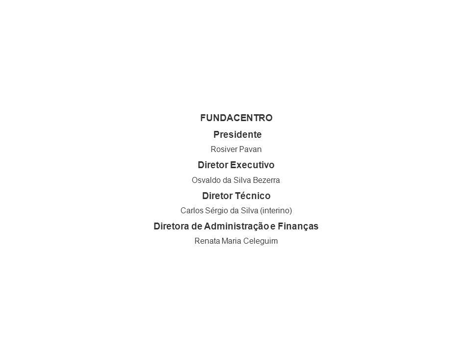 Diretora de Administração e Finanças